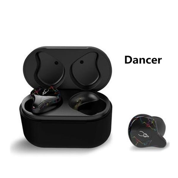 Dual Stereo Bluetooth Earphone Sports Earbuds (Waterproof with Power Bank) - Retailopolis