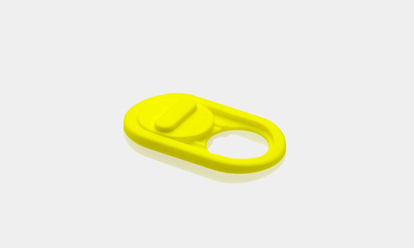 Web Camera/Front Camera Privacy Cover - (Yellow) - Retailopolis
