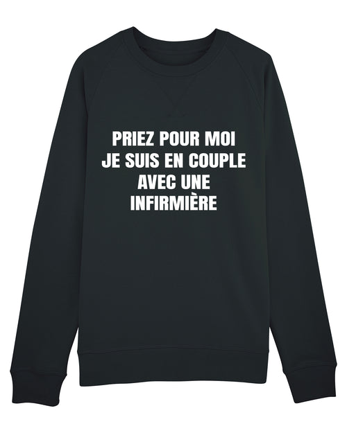Sweat Je suis en couple H