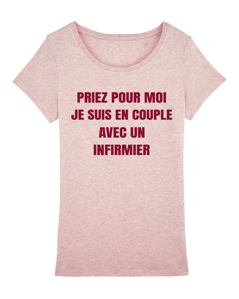 T-shirt En couple F