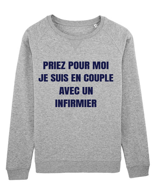 Sweat En couple F