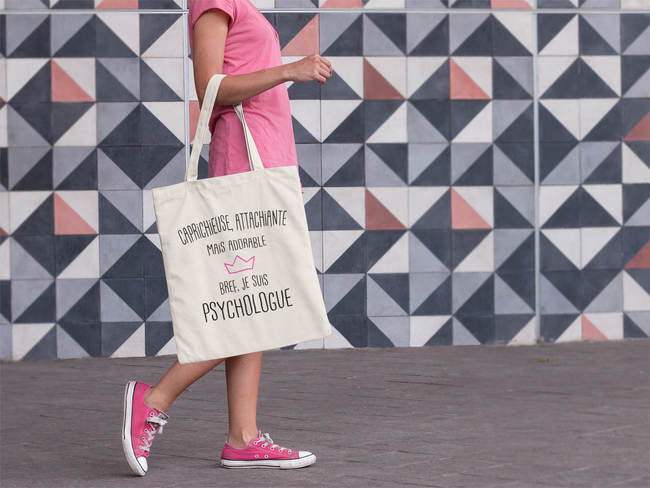 Tote bag Caprichieuse