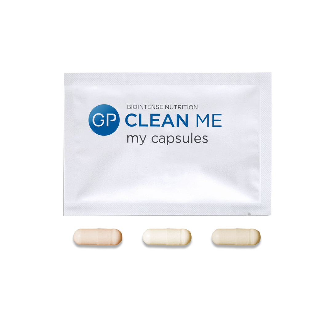 Clean Me Liver Supporting Capsules