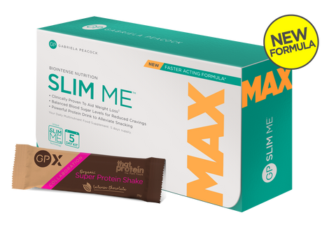 Slim Me MAX - 5 Day Program