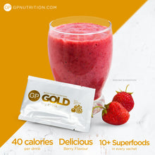 Load image into Gallery viewer, GP Nutrition GOLD - 7 Days Supply