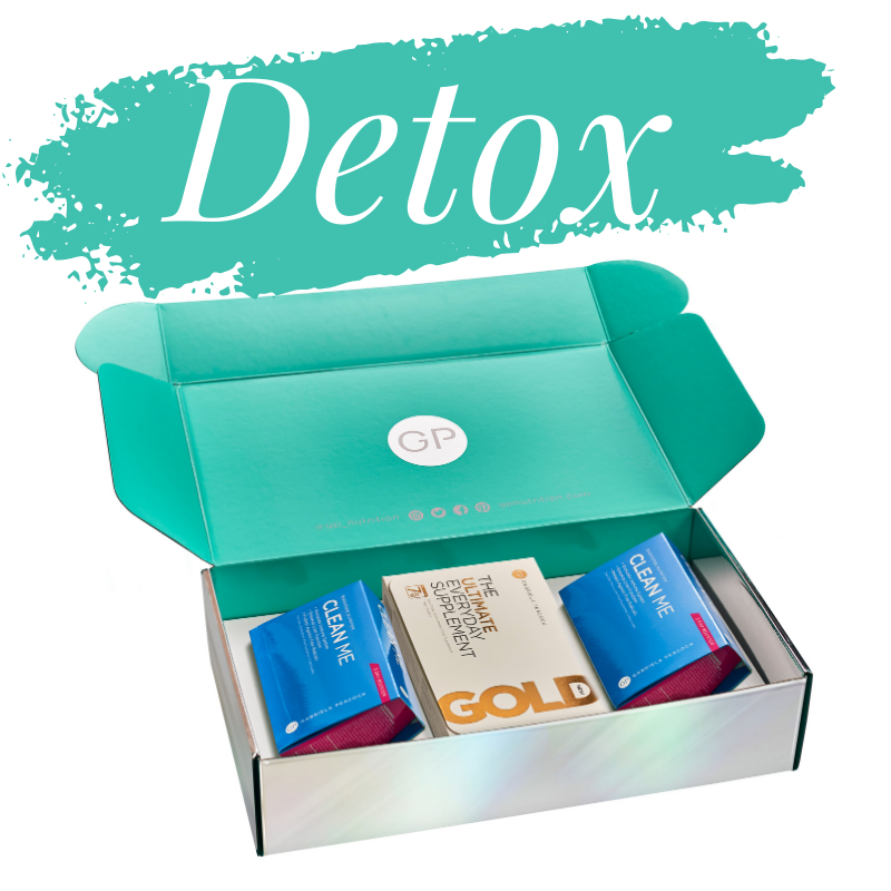 The Detox Box - Cleanse & Reset