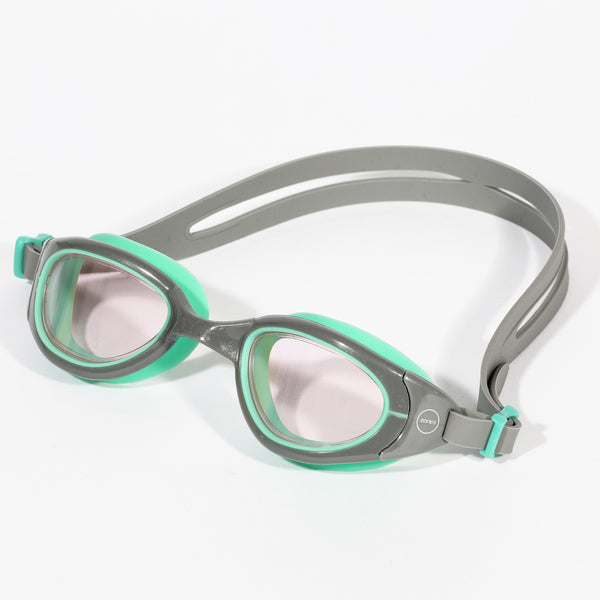 Attack Goggles Grey/green Tinted lens