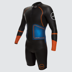 Men's Swim-Run Evolution Wetsuit with 8mm Calf Sleeves