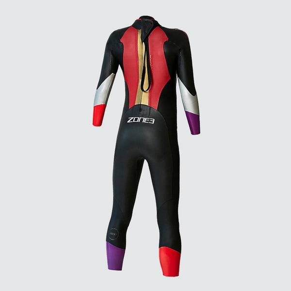 Kids Adventure Triathlon/Open Water Swimming Wetsuit