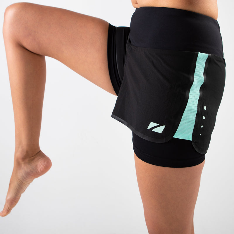 Women's RX3 Medical Grade Compression 2-in-1 Shorts