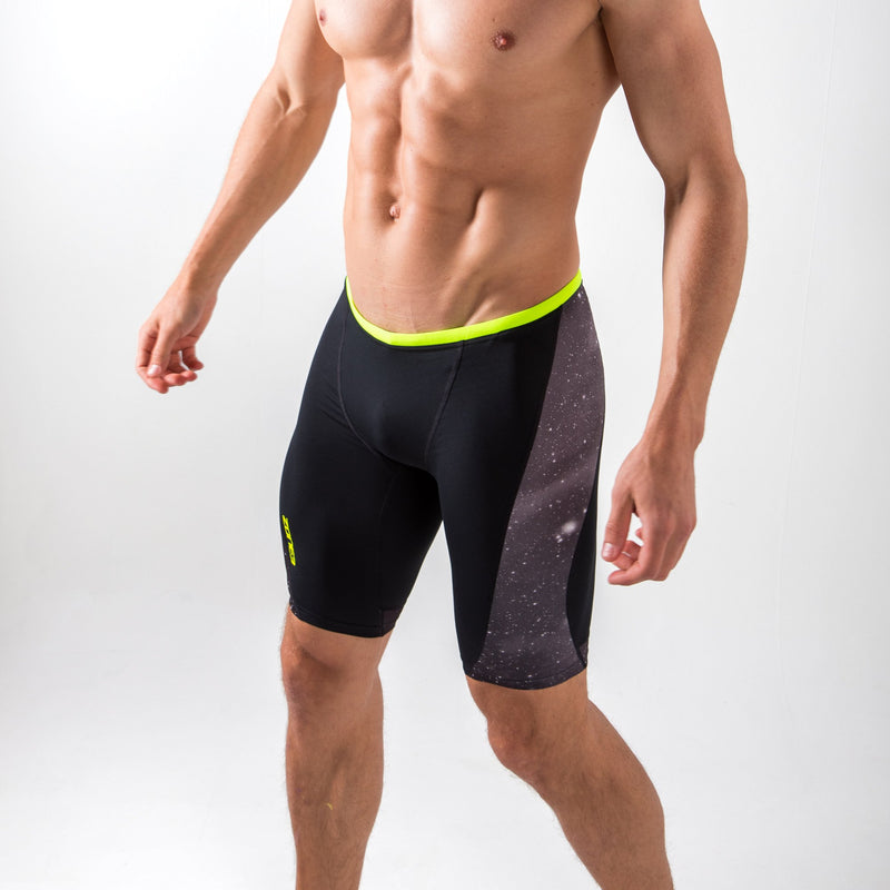 Men's Cosmic Swim Jammers