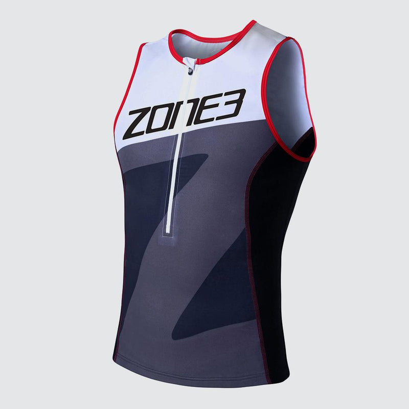 Men's Lava Long Distance Tri Top