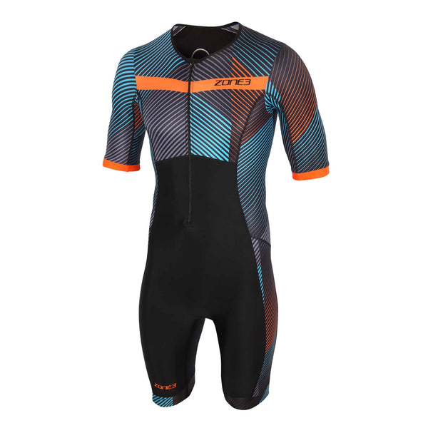 Men's Momentum Sleeved Trisuit