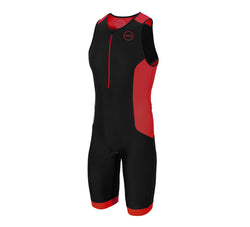 Men's Aquaflo Plus Trisuit Bk/Rd