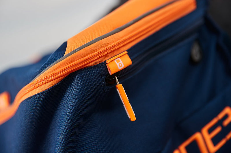 Transition Backpack Blue/orange