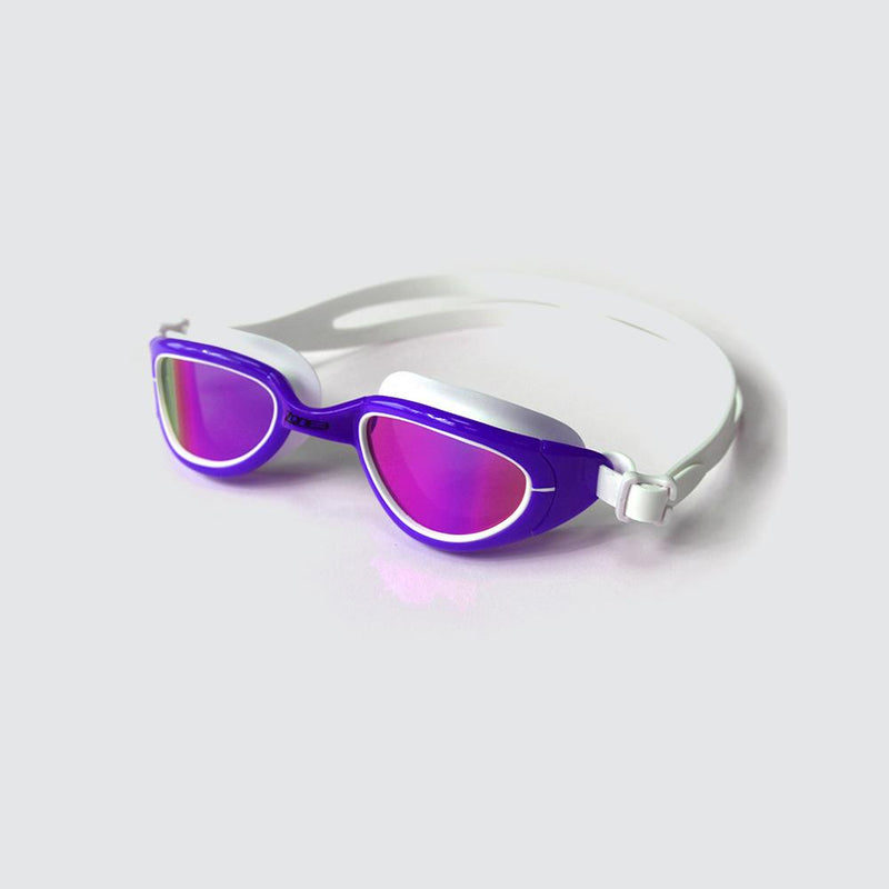 Attack Swim Goggles Red