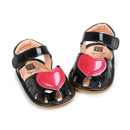 Baby Sweet Heart Sandals (4 colors)