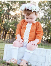 Load image into Gallery viewer, Layla's Jumpsuit: Little Girl Fashion