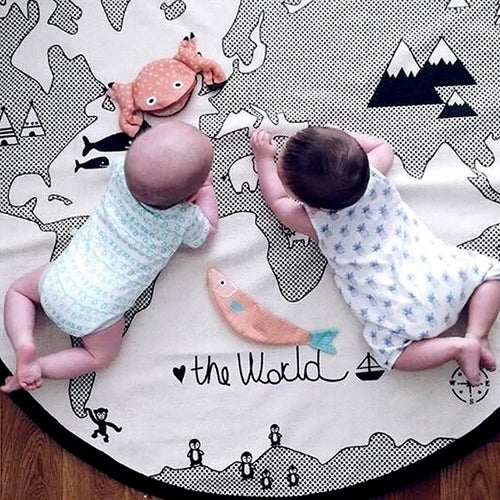 Creative World Nursery Rug