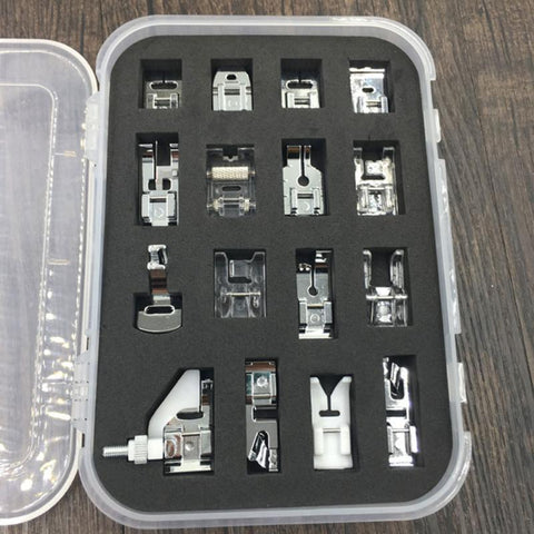 Image of 16 Piece Presser Foot Set