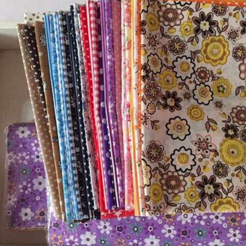 30 Pc Charm Pack  For Quilting