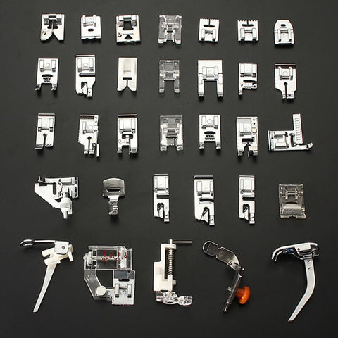 32 Piece Presser Foot Set