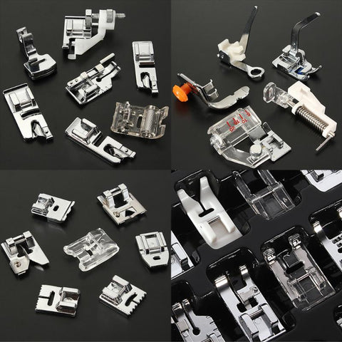 Image of 32 Piece Presser Foot Set