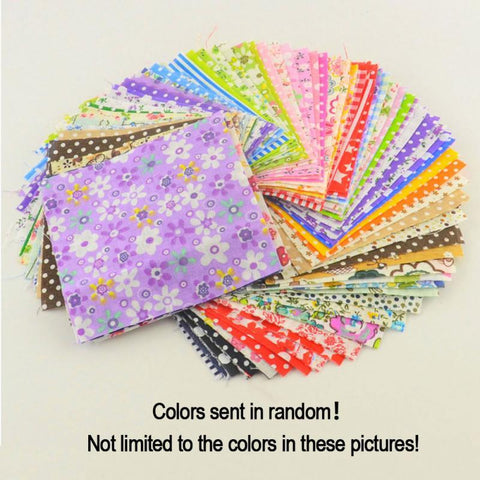 50 Pc Charm Pack For Quilting