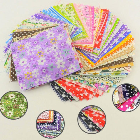 Image of 50 Pc Charm Pack For Quilting