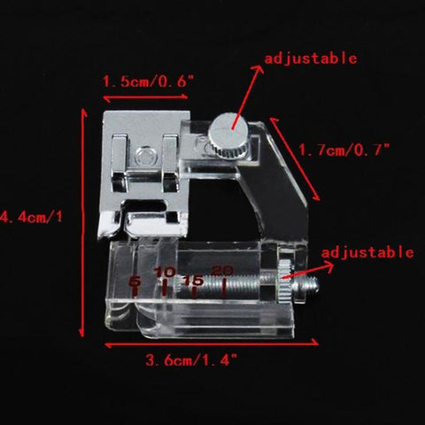 Image of Adjustable Bias Binder Foot