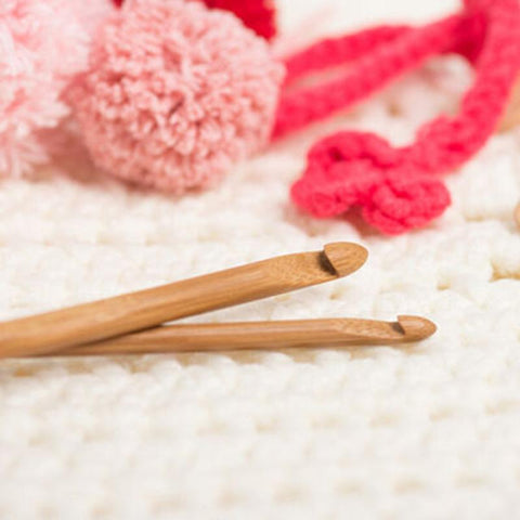 Bamboo Crochet Set