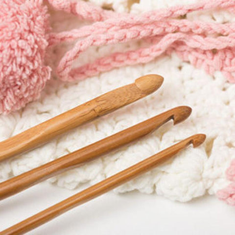 Image of Bamboo Crochet Set