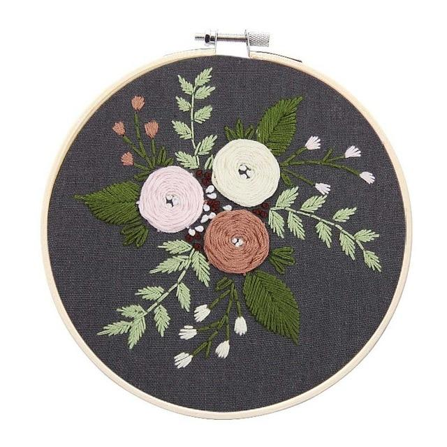 Beginners Embroidery Kit