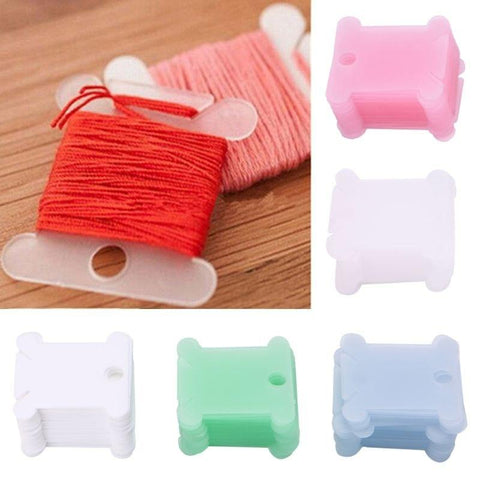 Embroidery Thread Box 100pc