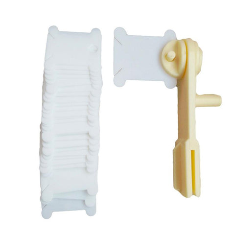 Image of Embroidery Thread Card Winder 30pc