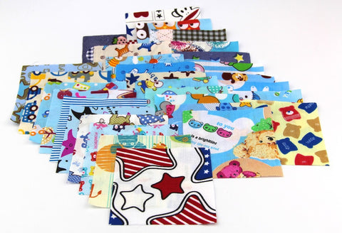 Image of 30 Pc Charm Pack  kids prints