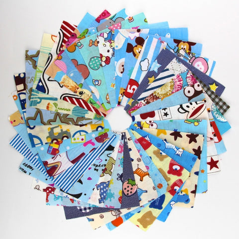 30 Pc Charm Pack  kids prints