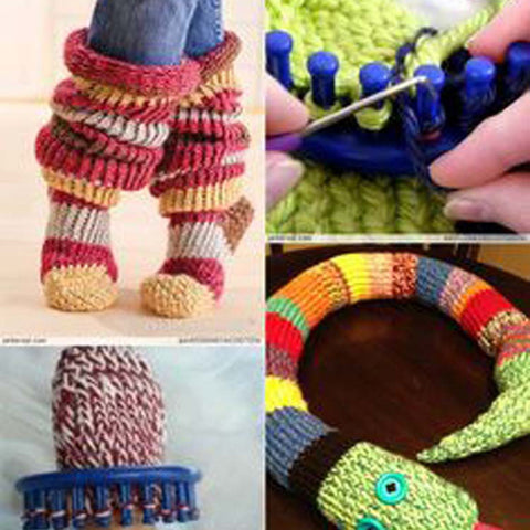 Hat Knitting Loom Kit