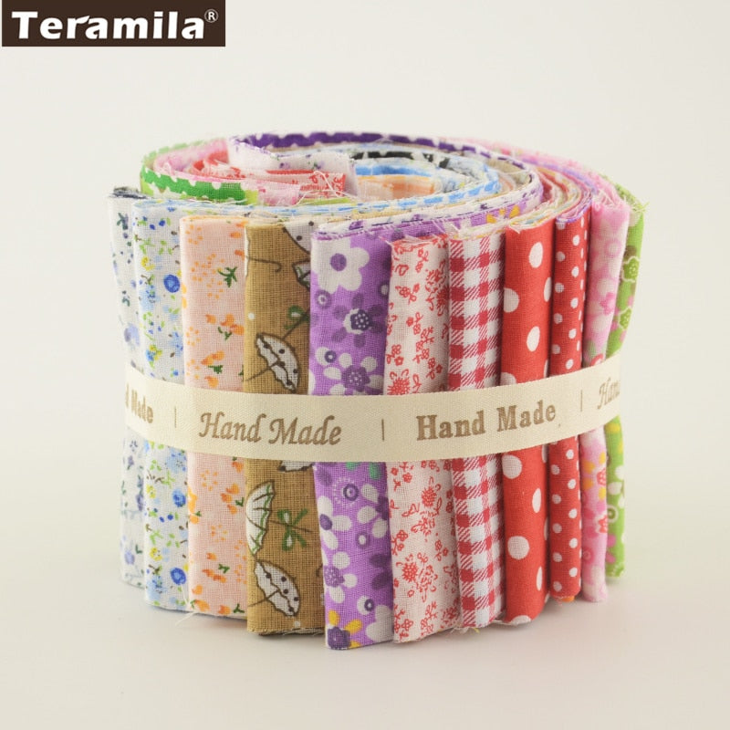 7 Pc Jelly Roll Strip Pack