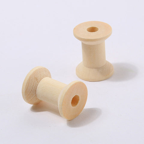 Colored Thread Spools 10 pc