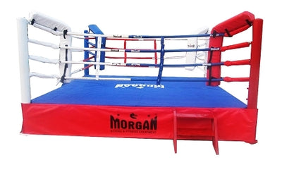MORGAN CUSTOM RAISED BOXING RING (5M-7M)