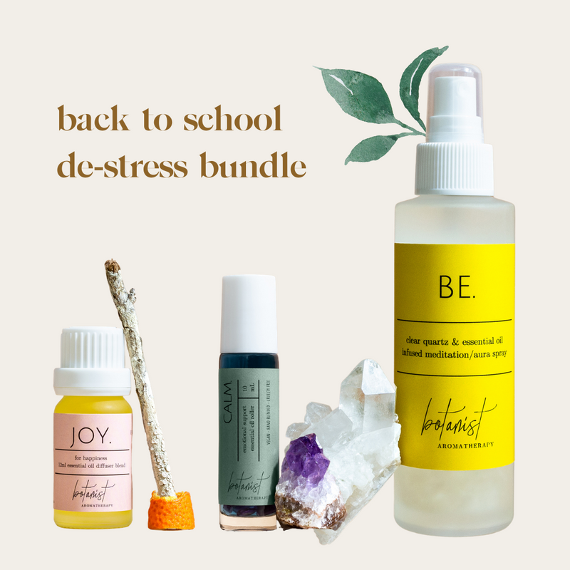 Back to School De-stress Bundle