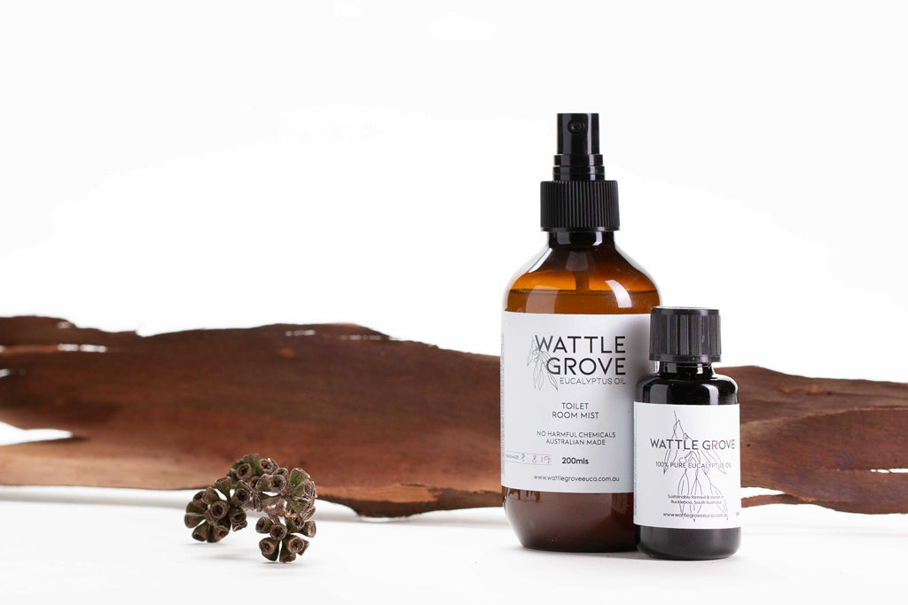Now Stocking Wattle Grove Eucalyptus Oil Products