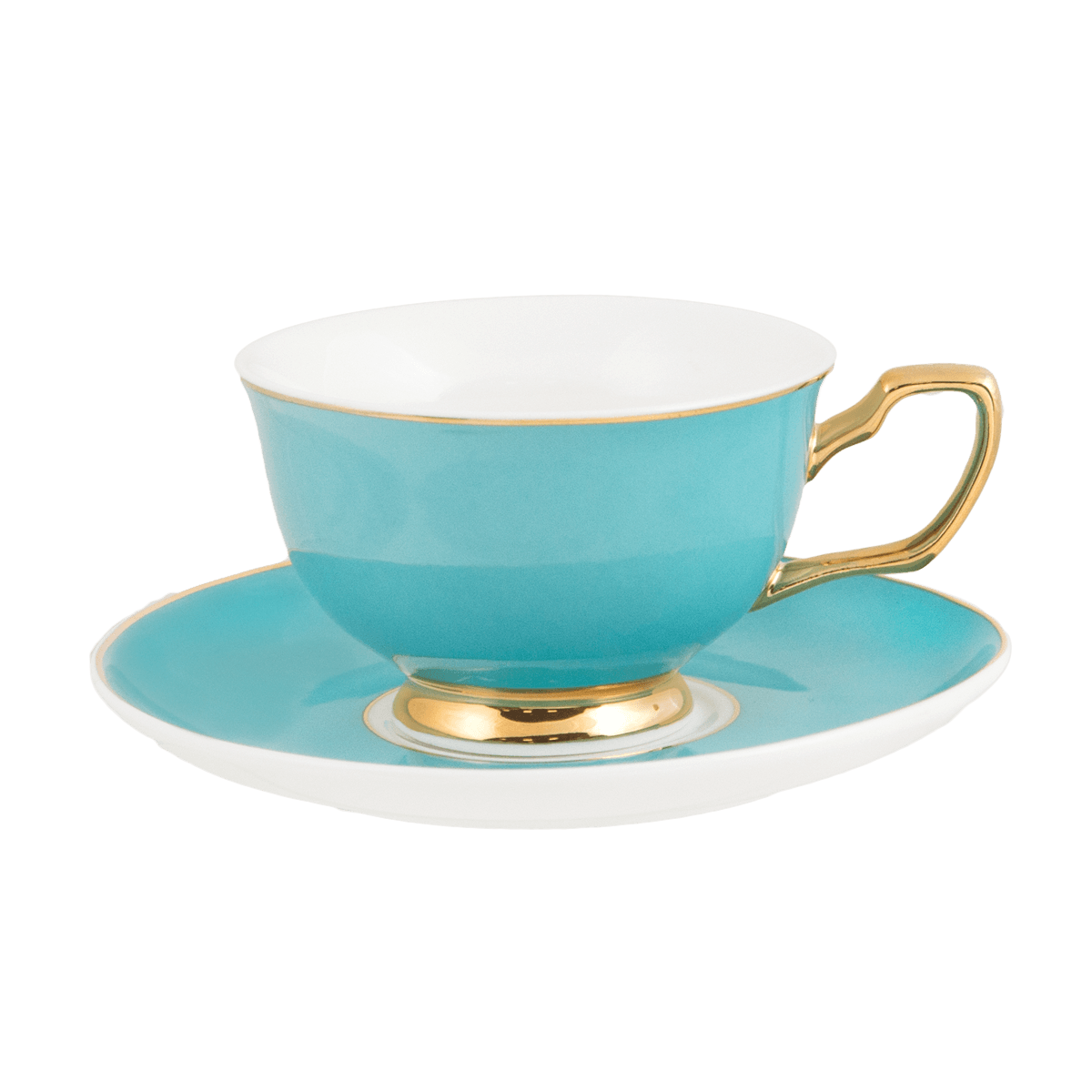 Signature Azure Teacup