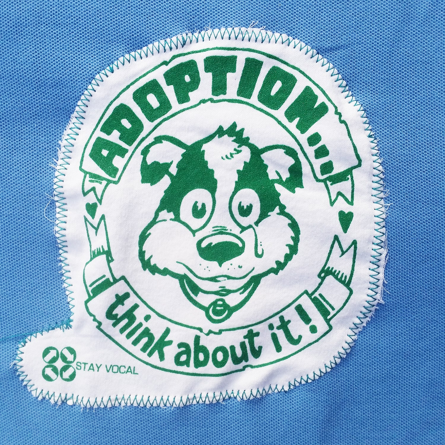 Adoption... Think About It! Polo Shirt