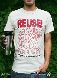 REUSE! Documentary Screening Tickets: West Dennis, MA February 28, 2020