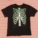One of a Kind (Kids XL) REUSE! Skeleton Ribs T-Shirt