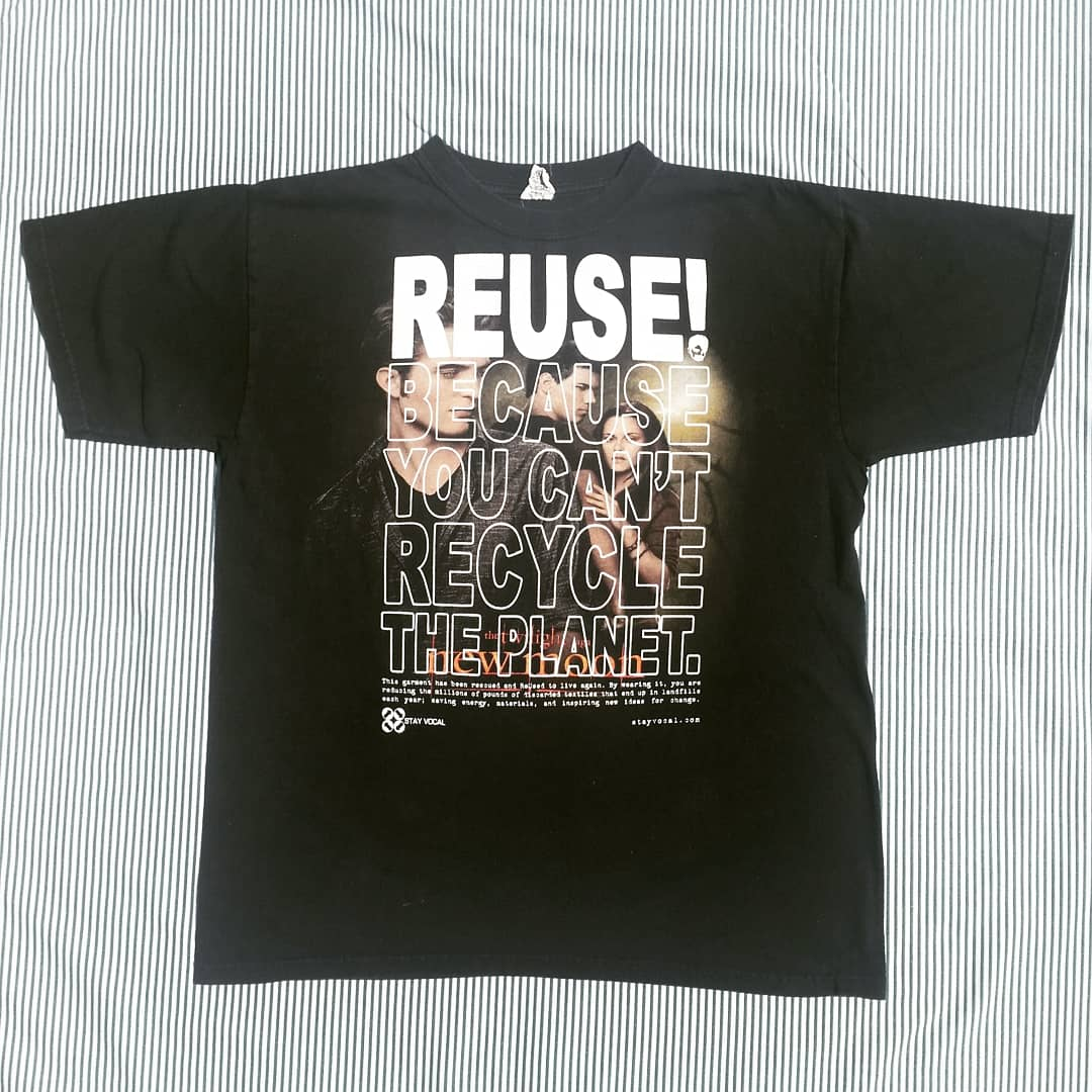 One of a Kind (Men's L) REUSE! Robert and Kristen T-Shirt