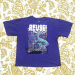 One of a Kind (Men's XL) REUSE! 3D Movie Dinosaur T-Shirt