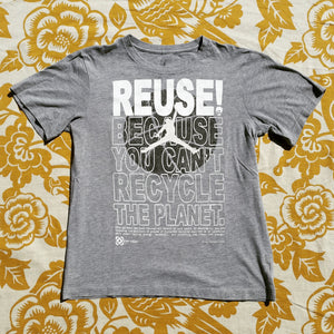 One of a Kind (Kids XL) Air REUSE! Basketball T-Shirt